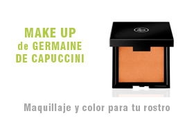 Make up Germaine de capuccini